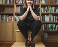 Patrícia Melo, autora de Mulheres empilhadas