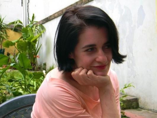Cecilia Pavón, autora de Discoteca selvagem