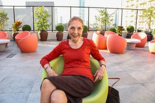 Marina Colasanti, autora de Mais longa vida