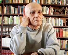 Rubem Fonseca, escritor.