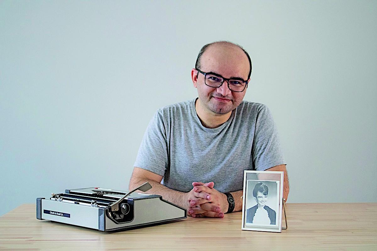 Stênio Gardel estreia no romance – Rascunho