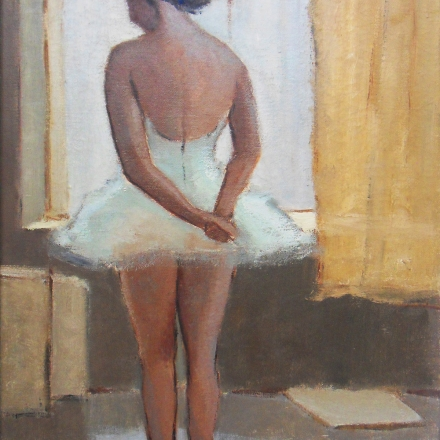 A bailarina / Arcangelo Ianelli