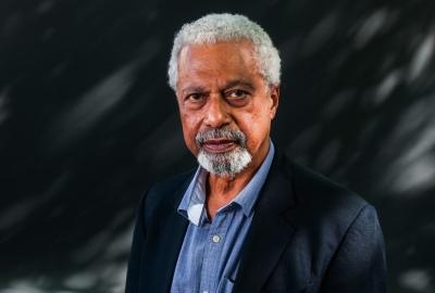 Abdulrazak Gurnah, vencedor do Prêmio Nobel de Literatura 2021