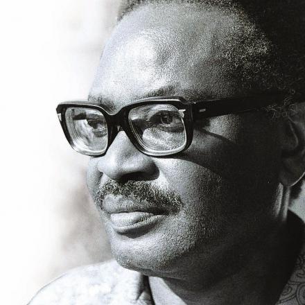 Agostinho Neto, considerado o poeta nacional de Angola