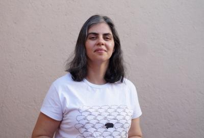 """Ana Elisa Ribeiro, autora de """"Doida pra escrever"""""""