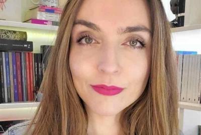 Ana Lis Soares, autora de