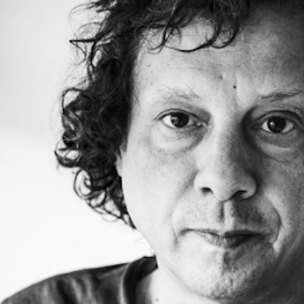 """André Sant'Anna, autor de """"Discurso sobre a metástase"""""""