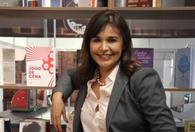 Andrea Nunes, autora de