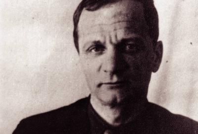 """Andrei Platônov, autor de """"Tchevengur"""""""