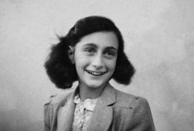 Anne Frank, autora de