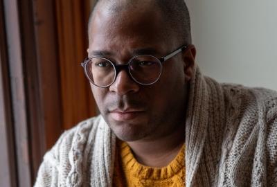 """Brandon Taylor, autor de """"Mundo real"""""""
