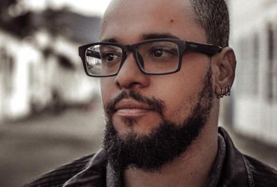 """Bruno Ribeiro, autor de """"Porco de raça"""""""