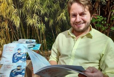 Carlos de Brito e Mello, autor de