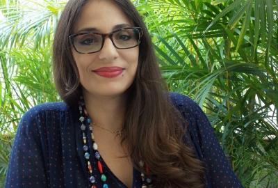 Mariana Ianelli, autora de