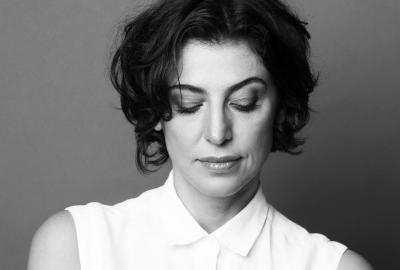 Giovana Madalosso, autora de