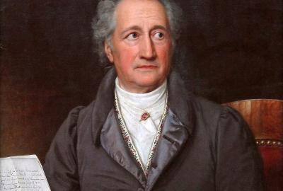 Goethe por Joseph Karl Stieler, 1828