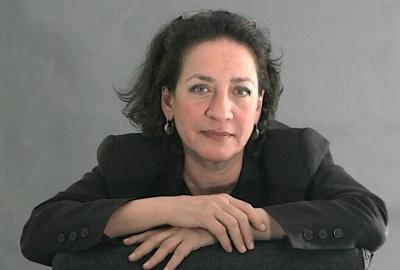 """Hoda Barakat, autora de """"O arador das águas"""""""