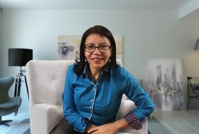Isa Colli, autora de
