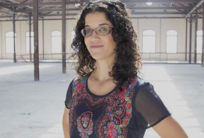 "Janaína Perotto, autora de ""Doce de jaca"""