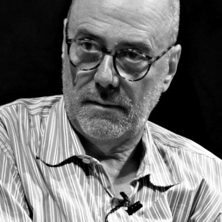 João Gilberto Noll. Foto: Divulgação