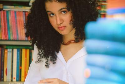 Júlia Grilo, autora de