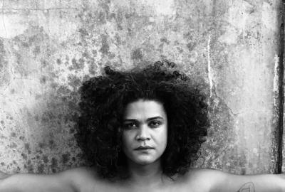 A escritora alagoana Kika Sena (Foto: Sarah Bicha)