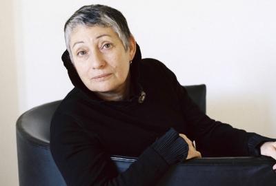 Liudmila Ulítskaia, autora de