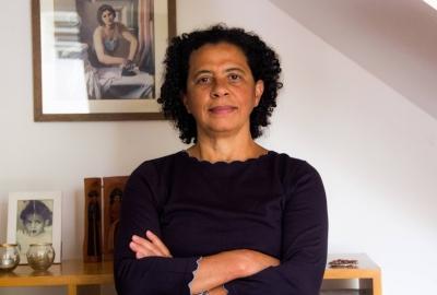 Marilene Felinto, autora de