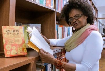 Miriam Alves, autora de