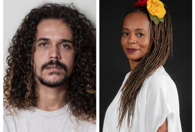Geovani Martins e Eliana Alves Cruz participam da coletânea
