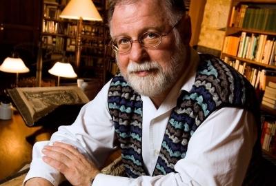 """Alberto Manguel, autor de """"Encaixotando minha biblioteca: uma elegia e dez digressões"""""""