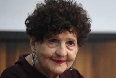 Margo Glantz, autora de