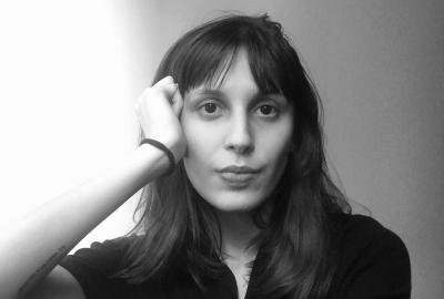 Maria Eugênia Moreira, autora de