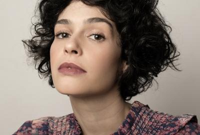 Maria Flor, autora de