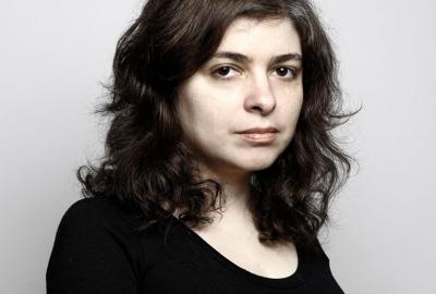 A argentina Mariana Enriquez, uma das atrações da Bienal do Livro Rio