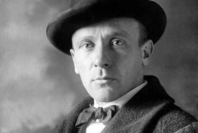 """Mikhail Bulgakov, autor de """"O Mestre e Margarida"""""""
