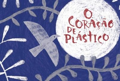 O coração de plástico