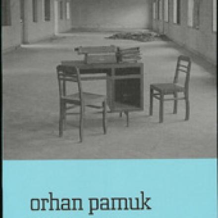 Orhan Pamuk_livro