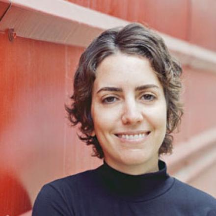 Paloma Vidal. Foto: Renato Parada