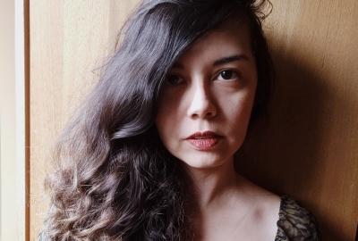 "Rafaela Tavares Kawasaki, autora de ""Peixes de aquário"""