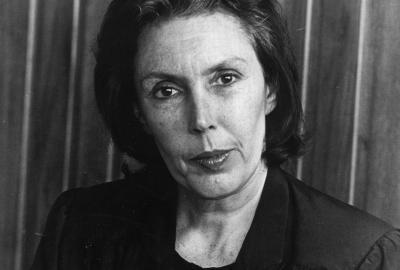 Sara Gallardo, autora de