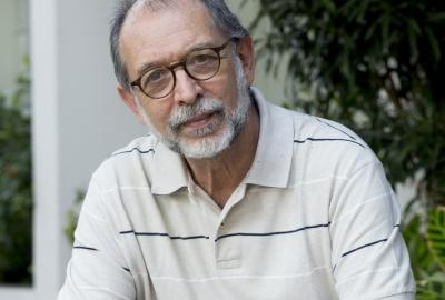 """Simon Widman, autor de """"Madrid com D"""""""