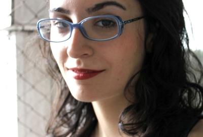 Simone Campos, autora de