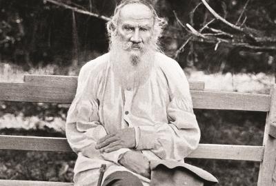 Lev Tolstói, autor de