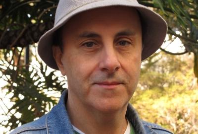 Toni Brandão, autor de