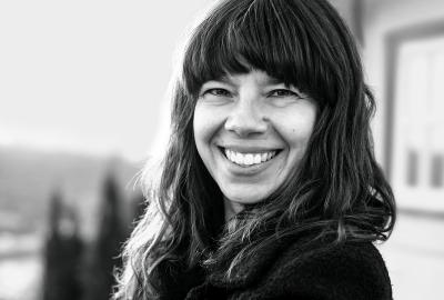 Veronica Stigger, autora de