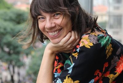 Veronica Stigger Foto: Eduardo Sterzi