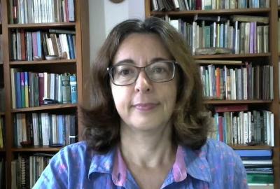 Viviana Bosi, autora de