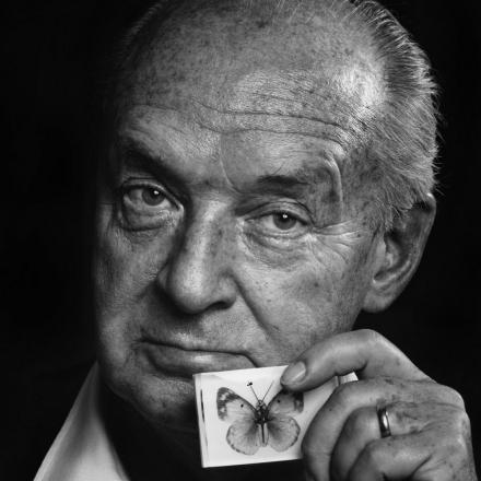 Vladimir Nabokov, autor de