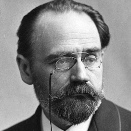 Émile Zola, autor de